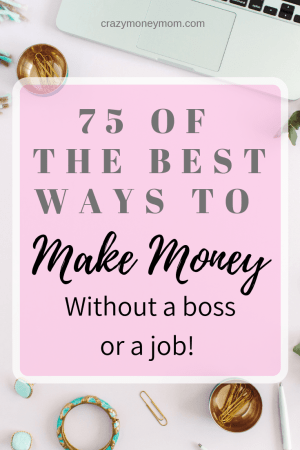 75 easy ways to make money