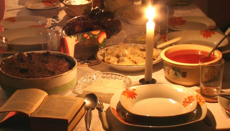 Image result for free pictures of Wigilia supper