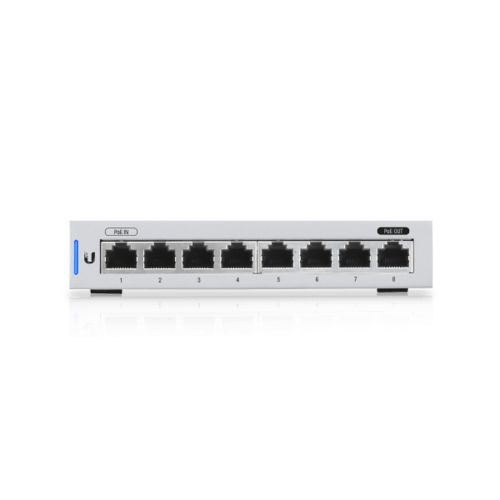 UniFi Switch 8 Ports 2 1