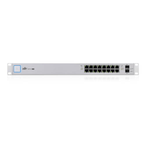 UniFi Switch PoE 16 Ports 150 Watts 2 1
