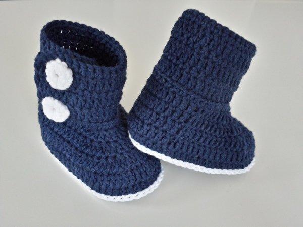 Baby Sneakers Häkeln Anleitung Best Sneakers Collection 2017
