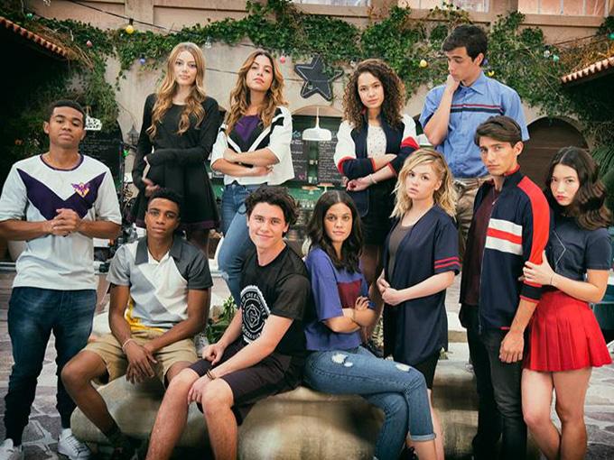 La Saison 3 De Greenhouse Academy Est Sur Netflix Crazy