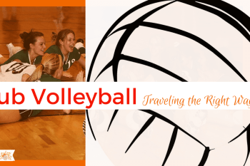 Traveling to Club Volleyball Tournaments
