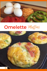 Omelette Muffins