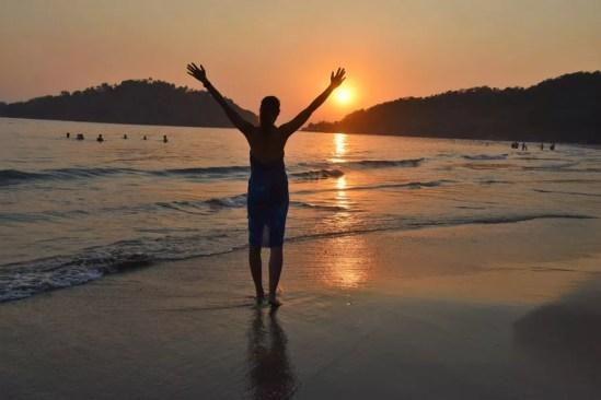 Paolem Beach Goa