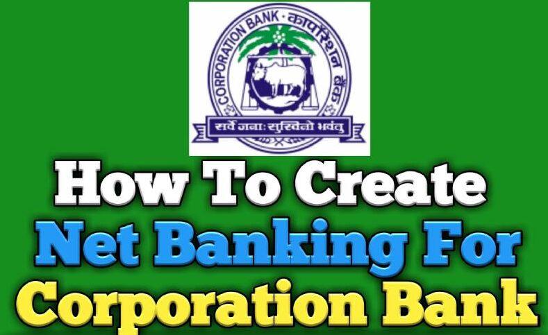 CORPORATION BANK NETBANKING