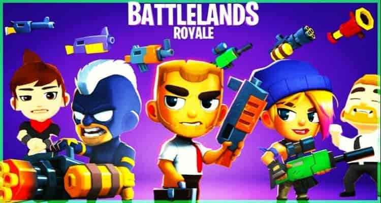 Battle lands Royale For Android