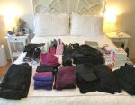 Packing for Helsinki in a carryon bag