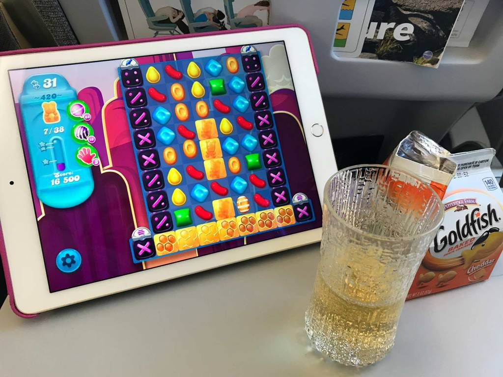 This is the Soda Crush version of Candy Crush. It is amazing and restorative and I am maybe a wee bit addicted.