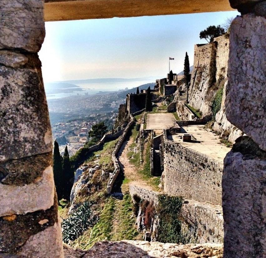 Klis Fortress, home of Meereen