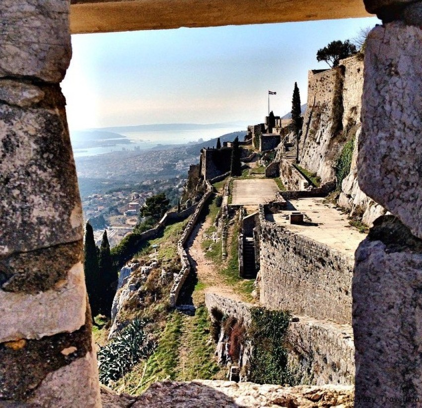 Klis Fortress, home of Meereen