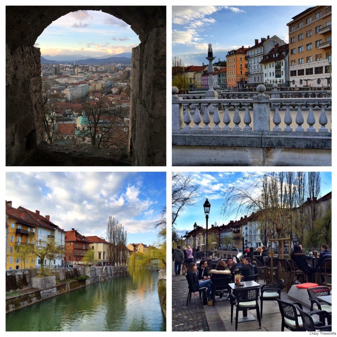Charming Ljubljana, Slovenia