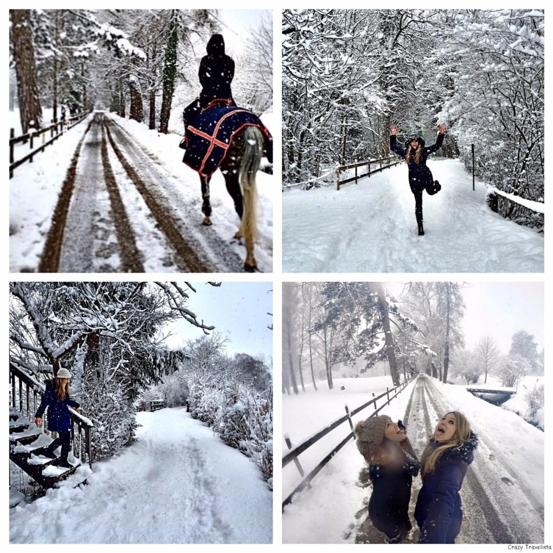 The ultimate winter wonderland in Interlaken, Switzerland