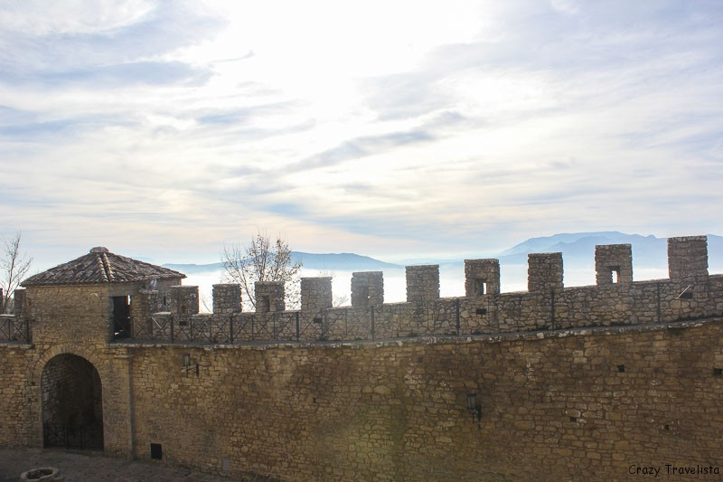 Fortress of Guaita