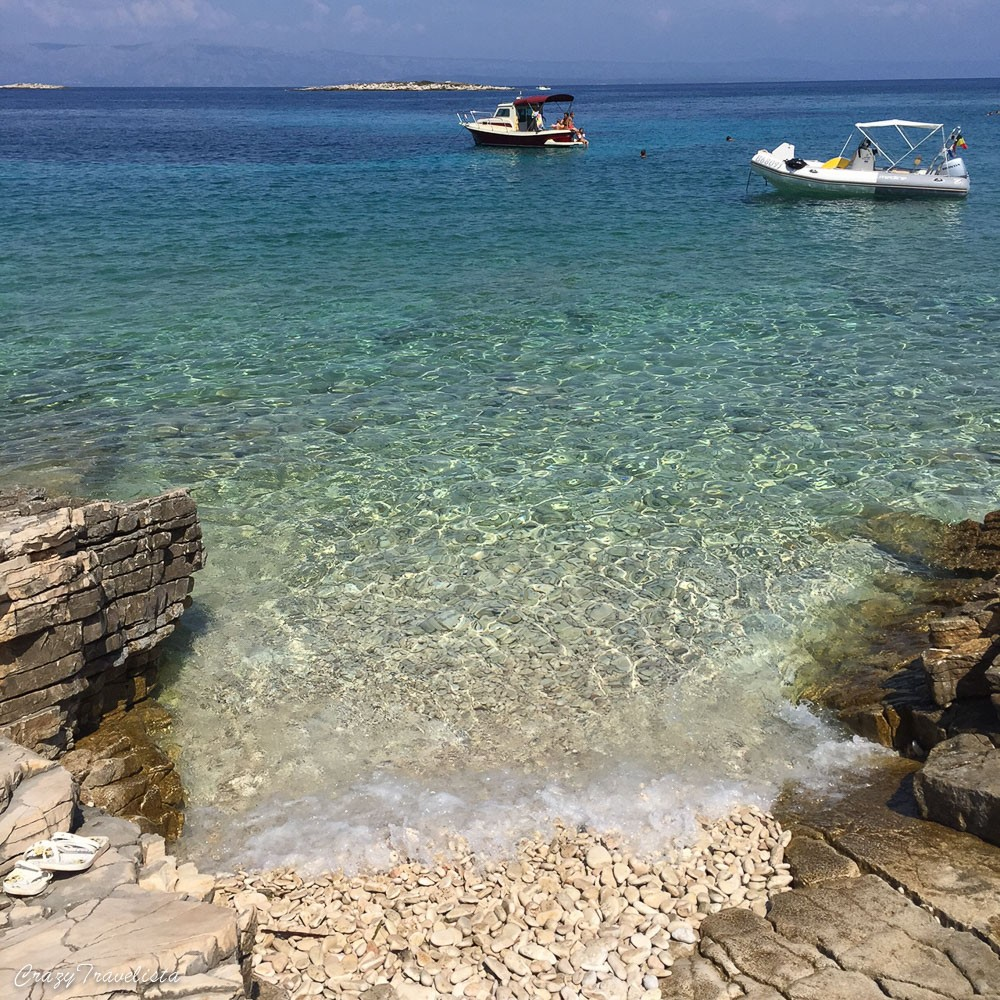 Paradise in Proizd, Croatia