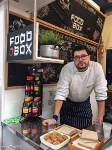 Food box on Taste of Testaccio Tour