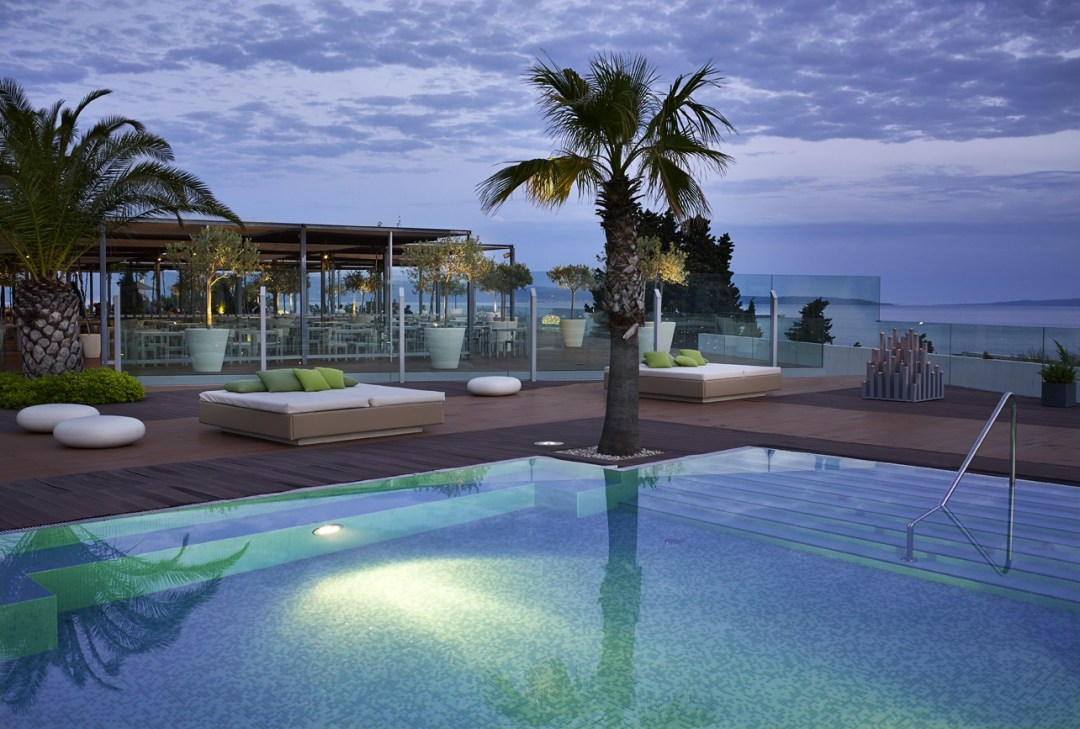 Radisson Blu Split Outdoor Pool