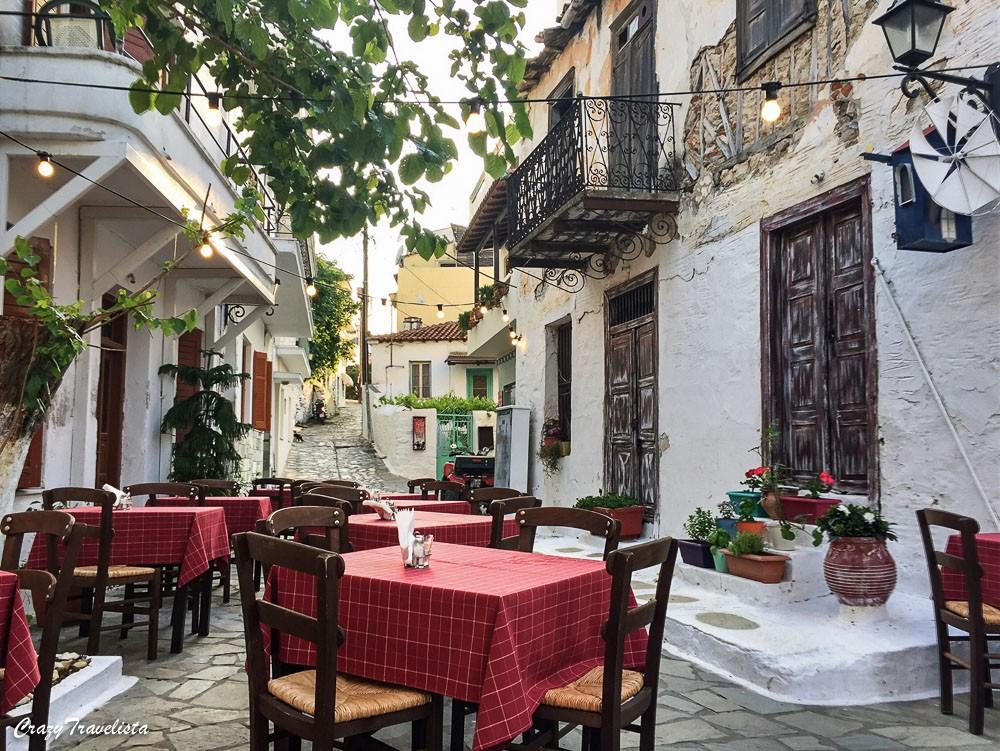 1901 Restaurant, Skiathos