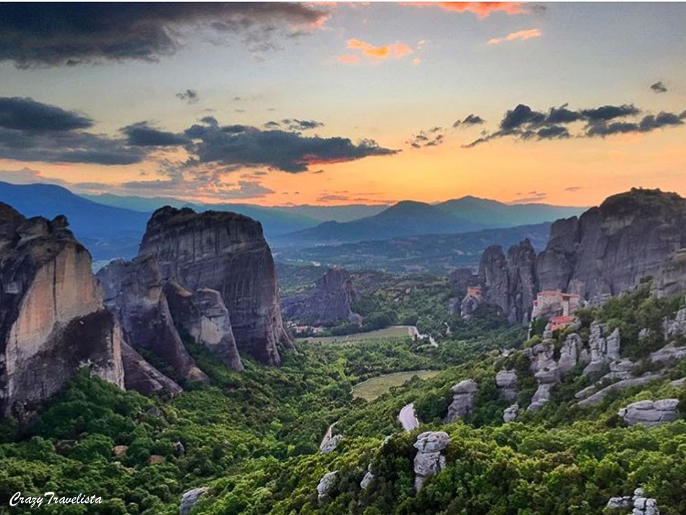 What to do in Meteora