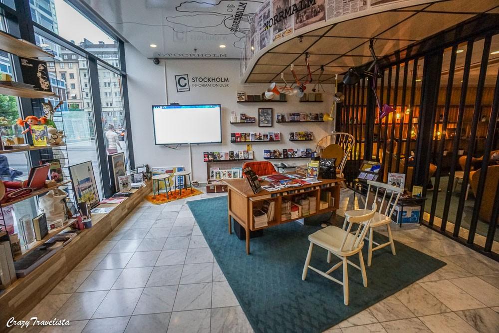 Nordic C Hotel Info Center