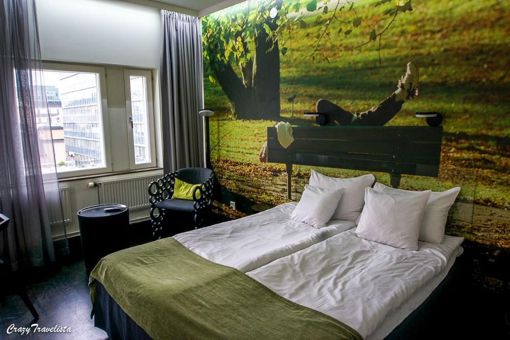 Nordic C Hotel Stockholm room