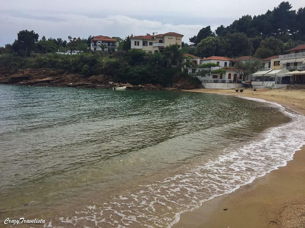 Katiyorgi fishing village