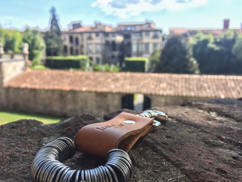 Traveller's Collective Keychain Giveaway