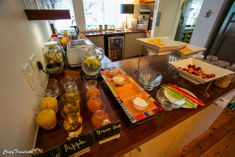 Derwent House Boutique Hotel Breakfast