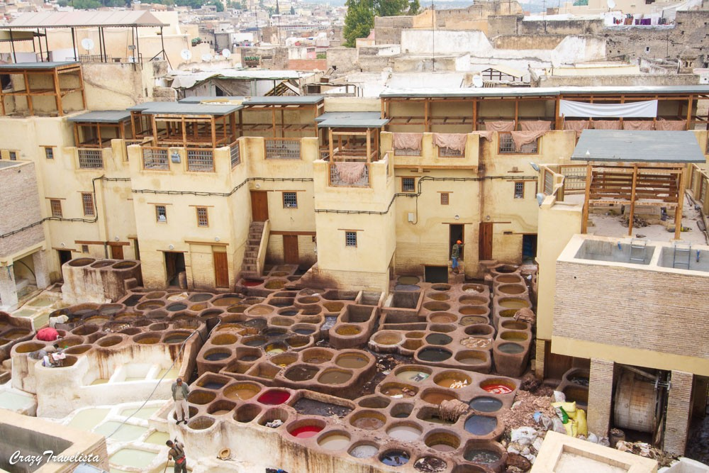 visiting Morocco Fez