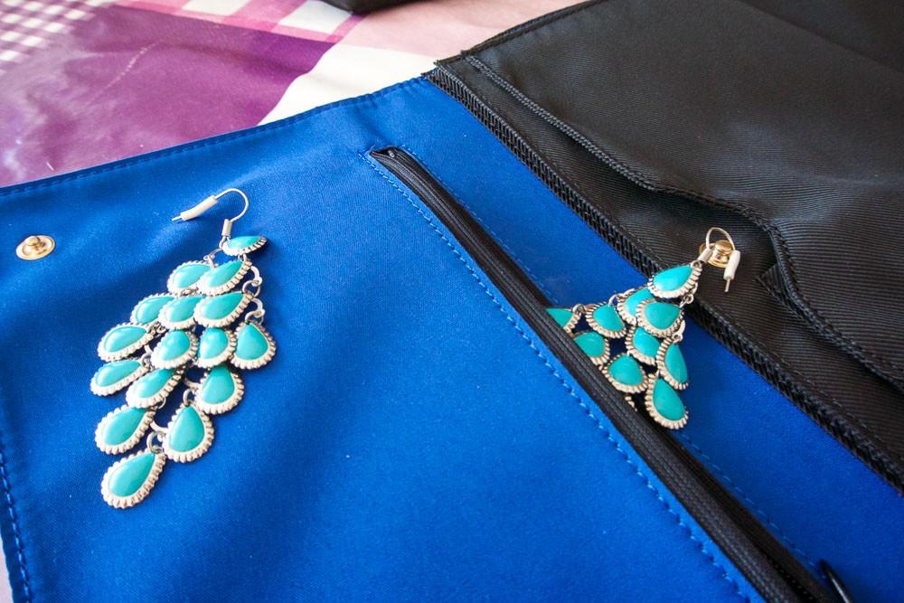 Kusshi MakeUp Travel bag