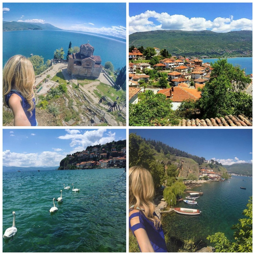 Lake Ohrid Crazy Travelista