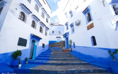 20 Photos of Chefchaouen that Prove it Might be the Most Photogenic City in the World