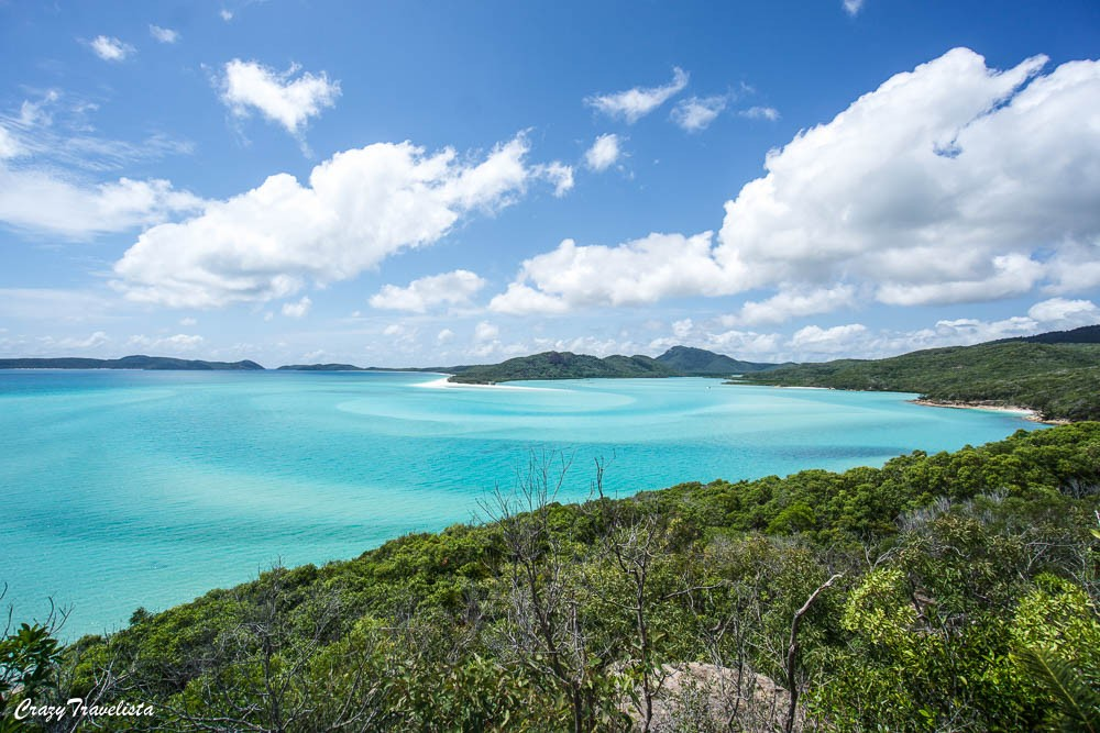 Visiting Whitehaven Beach in One Day