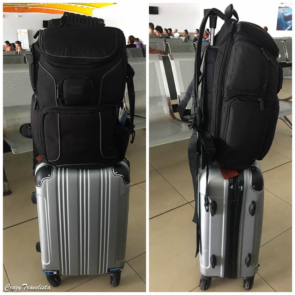 travel light gear