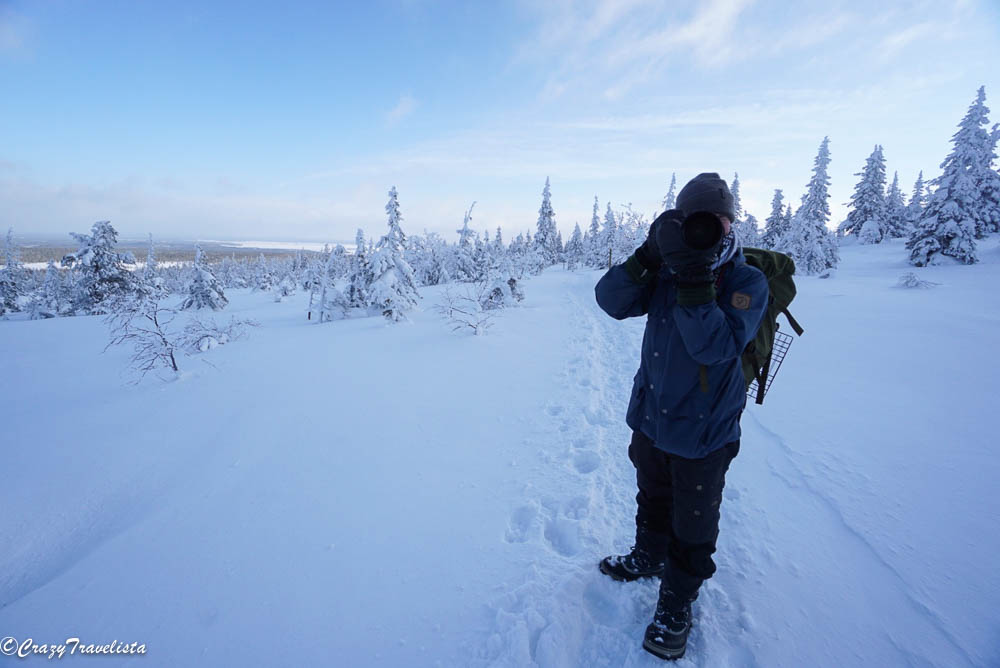 Photographing the Stunning Arctic Landscapes of Lapland, Finland