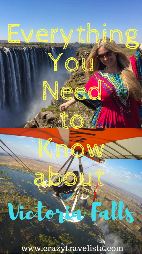 Tips for traveling to Victoria Falls