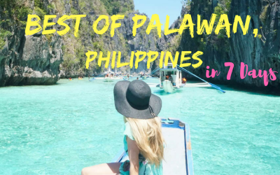 Palawan, Philippines | How to Spend 7 Days in Paradise (Coron + El Nido)