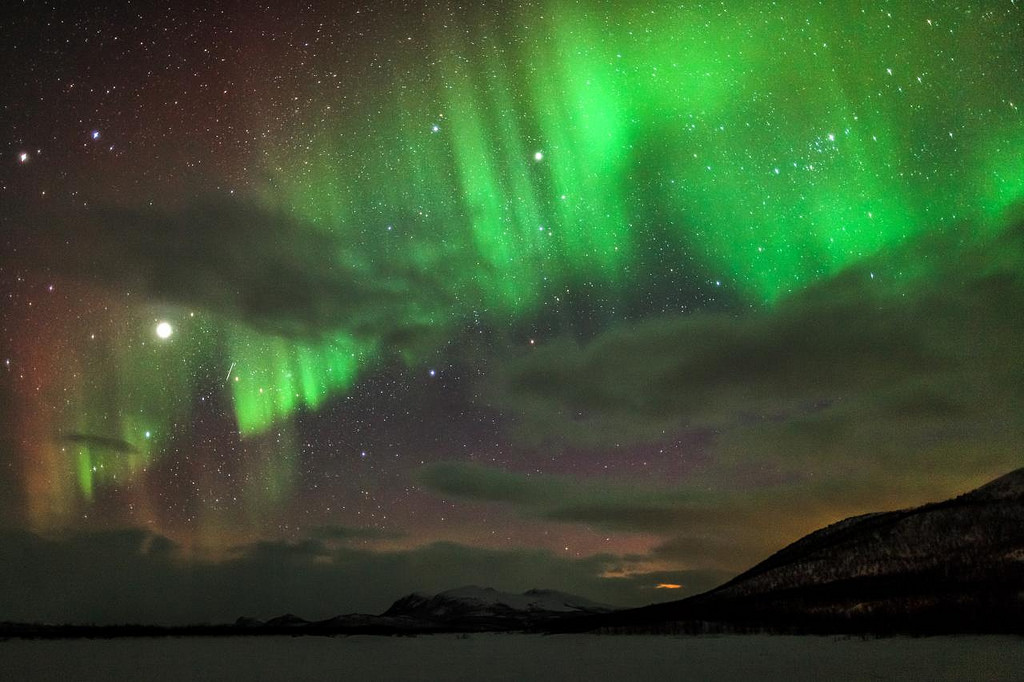 northern lights norway photo