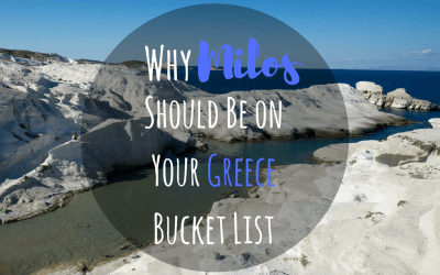 Why Milos Should Be on Your Greece Bucket List | The Perfect 4 Day Milos Itinerary