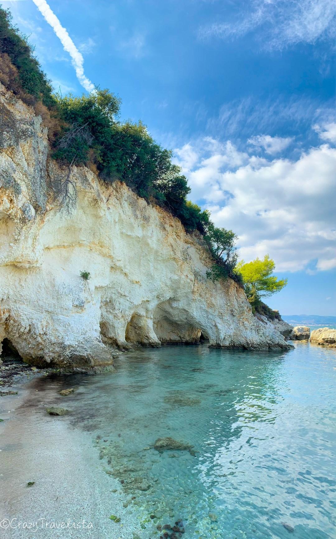 Kalamia Beach Argostoli Kefalonia