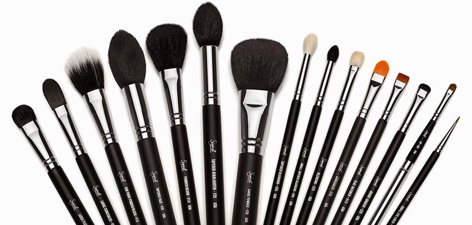 Aprende a utilizar las brochas de maquillaje