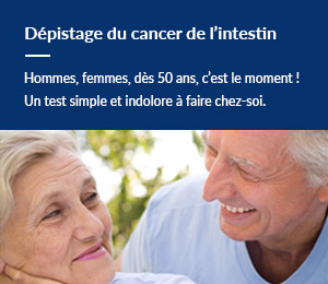 Dépistage du cancer de l'intestin