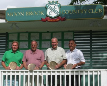 Golf Winners 2012