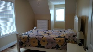 Large Cottage upstairs bedroom 2