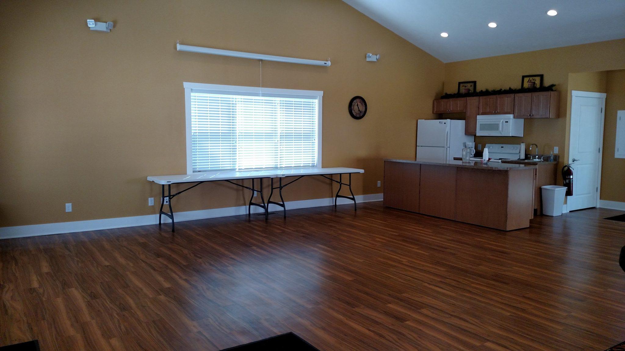 Gathering Center - Kitchen
