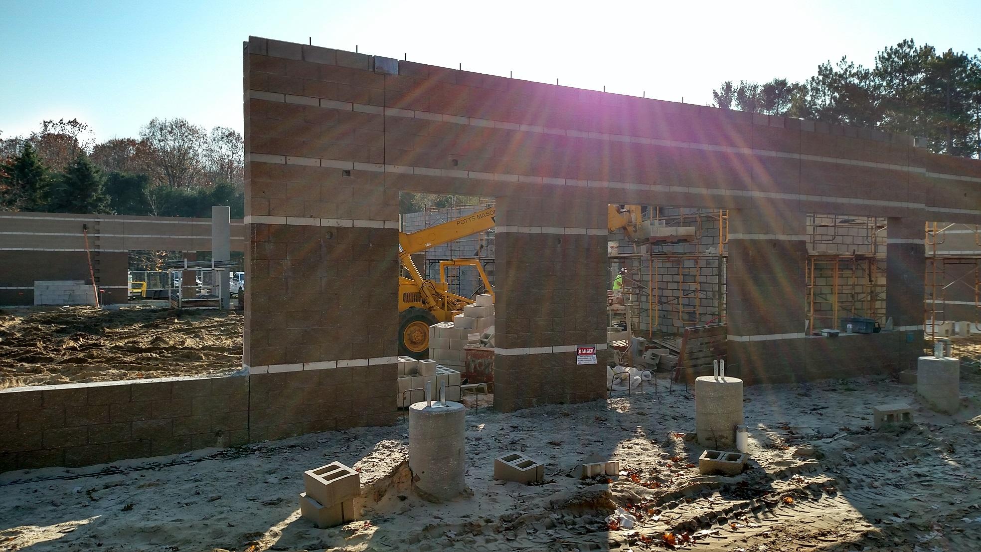 walls and more walls