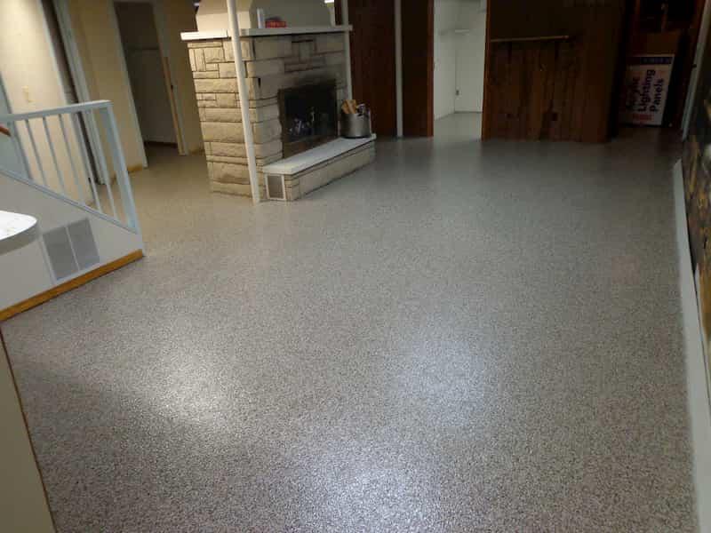 most durable basement flooring options