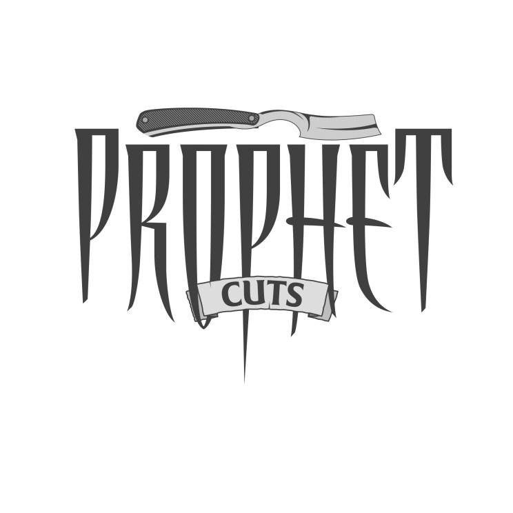 Logo design for a men's barber