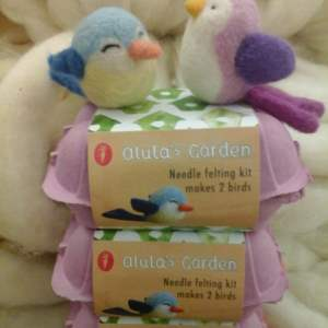 Needle Felting Kit - Birds-0