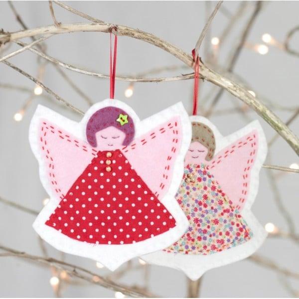 Christmas Angels Sewing Kit-0